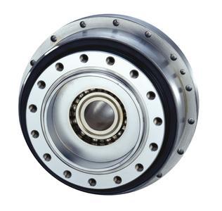 Wie alle Fine Cyclo-Präzisionsgetriebe der Sumitomo Drive Technologies bietet auch die F4C-D-Serie konstruktionsbedingt hohe Überlastreserven, so dass sich die verdrehspielfreie Präzisionsserie für anspruchsvollste Anwendungen empfiehlt.