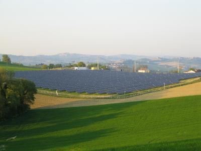 Solarkraftwerk Servigliano