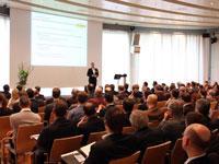 Das Haus der Bayerischen Wirtschaft war für die 22. Vision-Days der adäquate Veranstaltungsort (Foto: Wassermann AG)