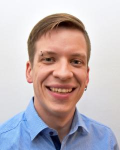 Daniel Fichter is R&D Project Manager at Distec GmbH / Copyright: Distec GmbH