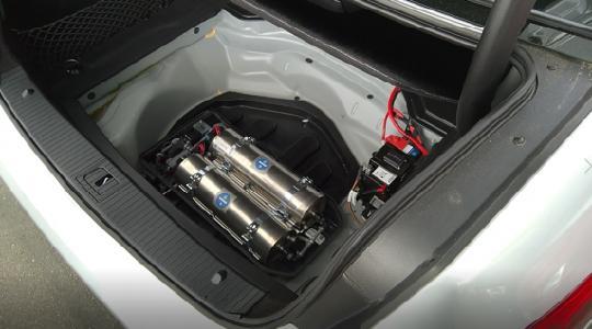 Amminex führt BlueFit ein: Nachrüstlösung senkt NOx-Ausstoß von Diesel-Pkw und übertrifft sogar Euro 6