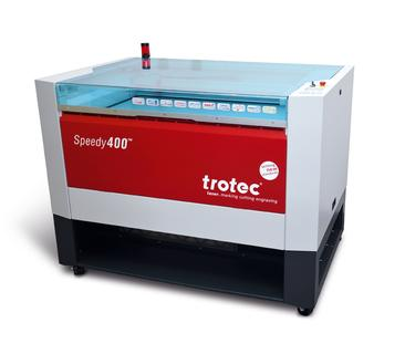 Trotec Laser: Speedy 400 bei den EDP Awards nominiert