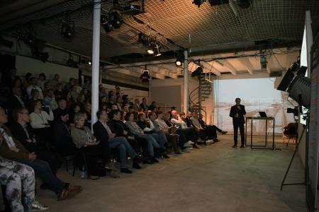 HRZ PacDay Vortrag von Prof. Dr. Martin Dreher (HDM)