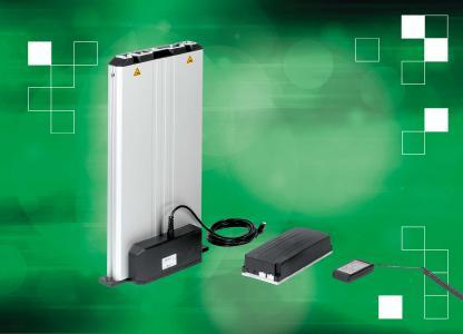Die Hubsäulen von norelem bilden zusammen mit der passenden Steuerung sowie einem Handschalter ein durchdachtes System. Bild: norelem