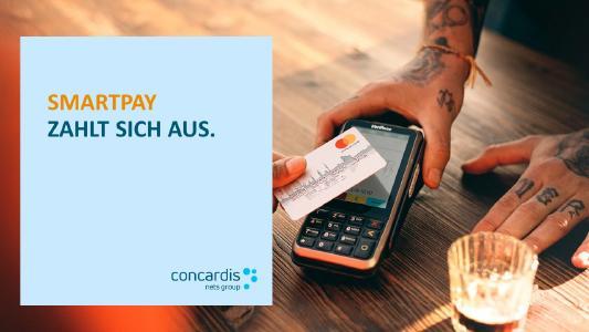 Concardis launches SmartPay © Concardis
