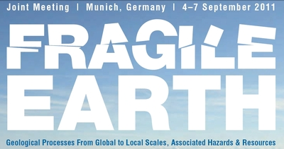 "International Conference ""GeoMunich 2011: Fragile Earth"", Munich (Germany)"