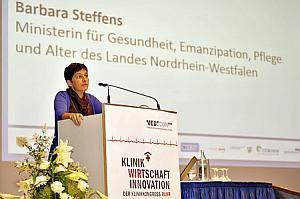 Eröffnungsvortrag von Barbara Steffens