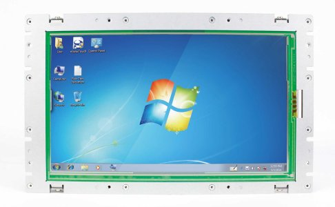 Open-frame Panel PC mit 7 oder 9 Zoll Display
