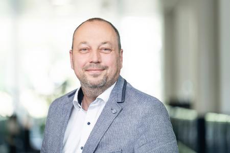 Bildlegende: Guido Bonati, seit Juli 2020 Head of R&D und CTO bei FISBA AG