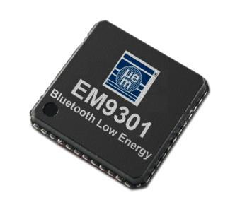 Chip EM9301 Bluetooth Low Energy (BLE)