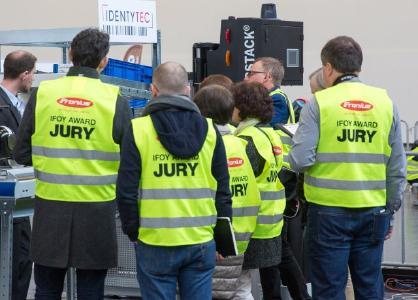 IFOY Jury at work