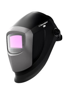 Provides more contrasts and natural colours: the 3M Speedglas Welding Helmet 9002NC.