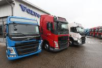 300 Volvo Trucks für Hoyer Group