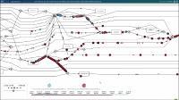 Mit dem Log Animator zeigt BIC Process Mining by Apromore die real durchlaufenen Varianten von Prozessen.