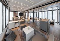 SCHULER MOBILE SHOWROOM - Interior Lounge Bar