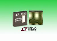 20A µModule Regulator with Guaranteed 1.5% Total VOUT Accuracy from  -40°C to 125°C Is Housed in Low Profile LGA Package