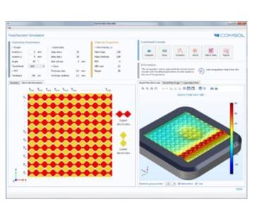 COMSOL wprowadza na rynek najnowszą wersję oprogramowania COMSOL Multiphysics umożliwiającą tworzenie aplikacji symulacyjnych