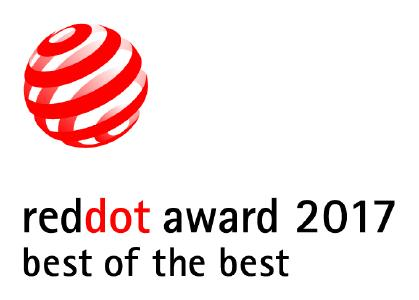 Red Dot Best of the Best Logo