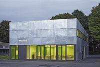 1. Preis der Kategorie Architektur: Neubau des Ganztagesbereiches der Werner-von-Siemens-Schule in Bochum von Reiser + Partner Architekten BDA, Bochum