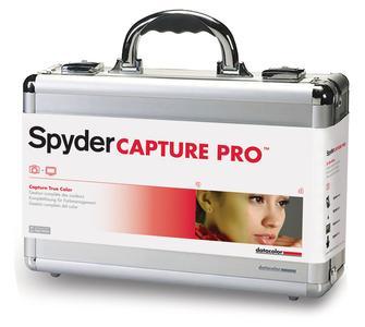 Datacolor lanciert SpyderCAPTURE PRO: Das komplette Color-Input- und Autofokus-Set