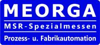 MEORGA MSR-Spezialmessen für Prozess- u. Fabrikautomation 2020 - Logo