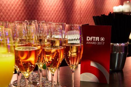 DFTA AWARD 2017: Für alle Nominierten und Prämierten ein Grund zum Feiern / Quelle DFTA Flexodruck Fachverband e.V.