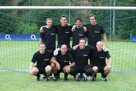 Siegermannschaft - Team Epsilon Telecom