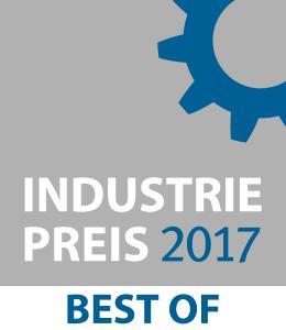 Signet BestOf Industriepreis 2017 / Bild: GEZE