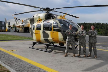 U.S. Army photo by Sgt. Carol A. Lehman/Released
