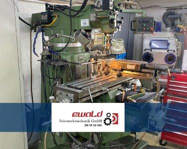 Standortschließung Ewald Feinwerkmechanik GmbH