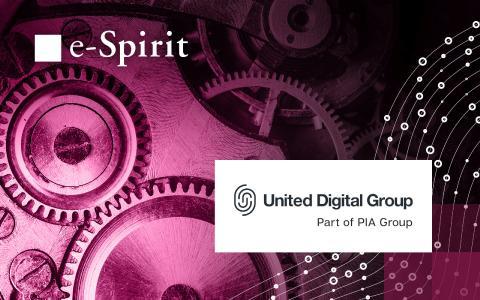 UDG ist neuer Premier-Partner von e-Spirit