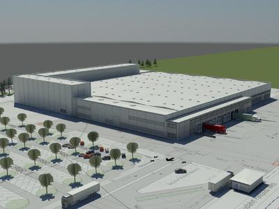Der neue Dehn-Standort in Mühlhausen