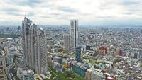 Dschungel aus Beton und Asphalt . Mit rund 37 Millionen Einwohnern ist Tokio die derzeit größte Stadt der Welt.