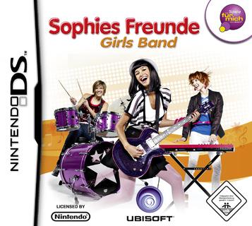 Sophies Freunde Girls Band GER