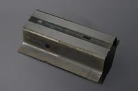 Teil eines hybriden Seitenschwellers lokal funktionalisiert durch laserunterstütztes Tapelegen.