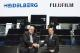 Fujifilm and Heidelberg target growth potential of the industry