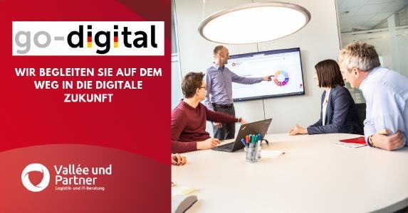 VuP GmbH, Vallée und Partner go digital