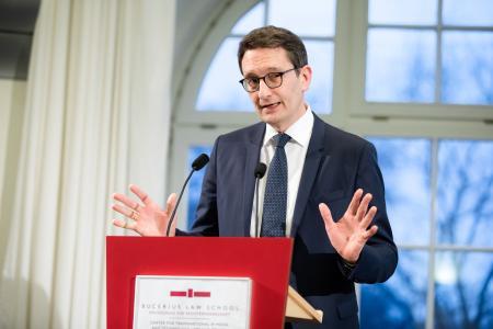 Stefan Schnorr, Leiter der Abteilung Digital- und Innovationspolitik im BMWi