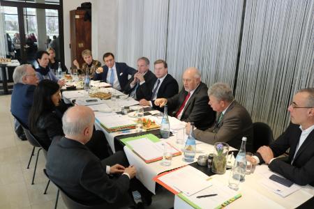 Landtagsabgeordnete der Region Heilbronn-Franken treffen IHK-Spitze / Foto: IHK Heilbronn-Franken