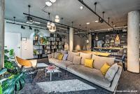 Neues Arbeiten, neues Tagen mit coolem Spirit – die Design Offices Heidelberg Colours machen das problemlos möglich (Fotonachweis: Pfalzhotel Asselheim)