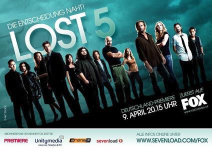 """FOX präsentiert """"Lost"""" mit exklusiver Trailer-Premiere bei sevenload"""