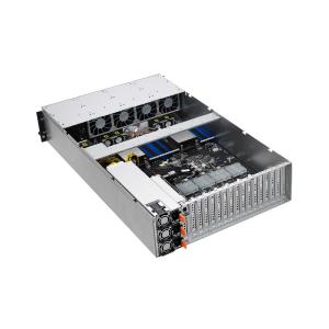 Dank des ausgefeilten Lüftungskonzepts werden CPUs und GPUs optimal gekühlt.