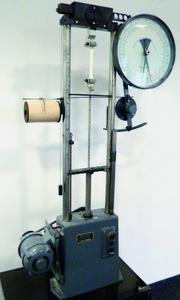 The oldest materials testing machine