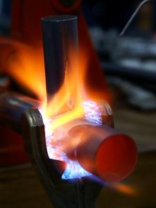 Kupfer ist für die Industrie ein wichtiger Werkstoff