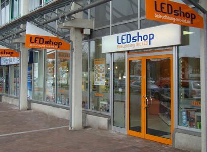 LEDshop in Augsburg Göggingen