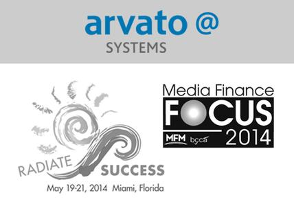arvato systems once again goes to the Media Finance & Focus Conference to present its cross-media solution portfolio.