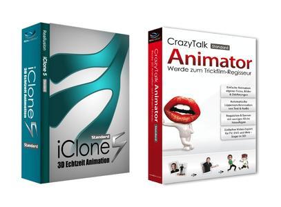 Reallusion iClone und CrazyTalk Animator