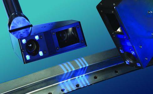 Kompakt und Smarte 3D Sensorik für die In-line Messtechnik und Roboterführung