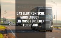Das elektronische Fahrtenbuch: ein Muss für jeden Fuhrpark