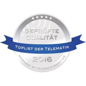 TOPLIST Siegel für m2m Germany